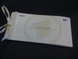 ARD lädt zur diesjährigen Medienlese ein, mit Promis wie Jauch, Gottschalk & Co.