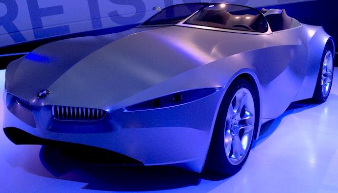 BMW Museum - Studie
